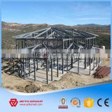 HOT Large Span Multiple-story Light Steel Structure Prefabricated Metal Construction Office Building Apartment Cheap Price China
