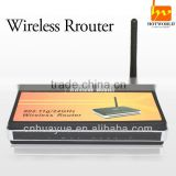 150Mbps 4Port Long Range Wireless ADSL Modem Router