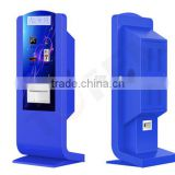 Multifunctional coin counting vending machine and coin exchange machine