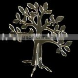 tree shaped acrylic decorative jewelry display holder crafts
