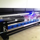Large Format printer, 3.2M/10.5ft/126inch LED UV Printer for Any Material Like Leather/PU/Textile with Epson Printhead
