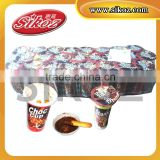 SIKOZ BRAND SK-Q130 6g chocolate cup biscuit stick with jam chocolate
