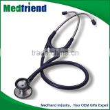MF0118 China Wholesale Custom Classic Stainless Steel Stethoscope