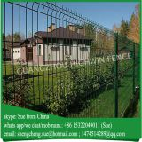 Easy install Green color lanscaping fence for garden