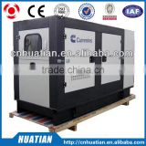 China Weifang Diesel Engine Genset 20-230kva Super Silent Soundproof Low Noise with Canopy