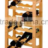 Wood Wine Rack/ Wooden Storage Rack