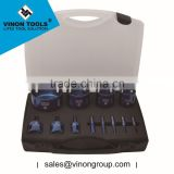Professional 12pcs Blue Diamond Hole Saw kit