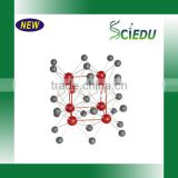 Cesium Chloride Chemistry Teaching Aids Molecular Model