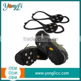 Winter Boot Tire Snow & Ice Grabber Studs Strap