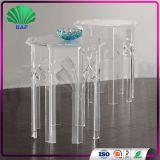 Transparent Plexiglass Nesting Table Home Furniture Tea Table Living Room Console Table