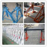 Sell Cable drum lifting jack,Cable Drum Jacks