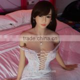 VLE 165cm Japanese AV Silicone Adult Sex Doll, Full Body Love Doll Skeleton, Oral Adult Sex