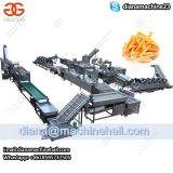 Automatic Frozen French Fries Production Line for Sale