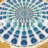 Indian Round Mandala Beach Throw Hippie Tapestry Yoga Mat Towel Bohemian Roundie online alibaba sales 2015