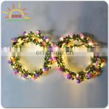 2017 New design Customized Promotion Flower Garland for party and concert