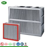 Ahu System High Temperature Resistance H13 HEPA Air Filter