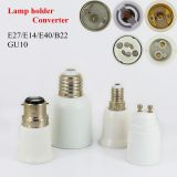 GU10 E14 E40 B22 E27 Lamp holder Socket adapter E27 to E14 Base LED Light Lamp Bulb GU10 to E27 Adapter Converter Screw Socket