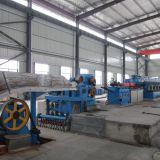 aluminum alloy  rod continuous casting and rolling line