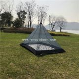 Lightweight Backpacking Tent For 2 Man, Summer Hiking Rodless Mosquito Net Tents