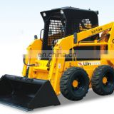 WEIMAN mini loader S510G skid steer loader with quick hitch,50HP