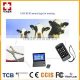 VANCH uhf rfid cattle/sheep animal tracking for dairy Farm
