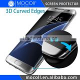 0.2mm 3D Tempered Glass Screen Protector for Samsung Galaxy S7 Edge                                                                         Quality Choice