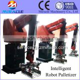 Mechanical palletizing and stacking robot with automatic control operation system robot for palletizing
