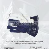 RS SAFETY Cow leather working and heat resistant Welding glove