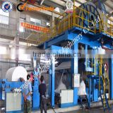 new small production machinery newsprint paper/ a4 paper/ office paper making machine price