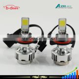 B-deals factory price super bright A233 h13 led headlight bulb h13 cob led chips headlight