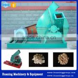Professional Electric Wood Chipper Machine for Chipping Kinds of Small Diameter Wood Log