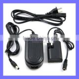 Wall Charger For Canon AC Power Adapter ACKE6 ACK-E6 Battery Coupler For EOS Series DR-E6 LP-E6