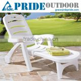 Plastic Swimming Pool Beach Lightweight Lounge Chair Outdoor Folding floor sofa Garden Lounge                                                                         Quality Choice