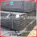 ASTM A36 black annealed square steel pipe
