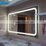 High quality 5mm sliver touch sensor switch backlit mirror
