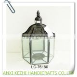 LC-76160 Metal Decorative Candle Holder Hanging Cathedral Lantern                                                                         Quality Choice