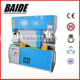 Q35Y Hydraulic punching machine for aluminum\stainless steel\angle steel with double head