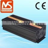 dc to ac pure sine wave power inverter 5000w 110vdc to 220vac inverter