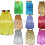 2015 Popular Grass Skirt Material & Hawaiian Hula Skirt Grass Skirt Material BWG-7030