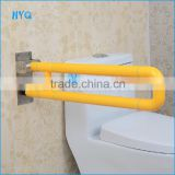High quality Stainless Steel Grab Bar Folding Nylon Armrest