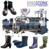 PVC Plastic Rain Boots\Shoes Injection Moulding Machine \Lady&Man Plastic Boots Machine JL-288