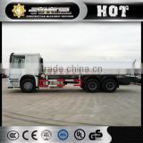 Used HOWO Water Tanker Fire Truck ZZ1257N4617