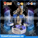 VR flight Virtual Reality Flight VR with 5d7d 9D shooting Cinema Simulator                                                                         Quality Choice