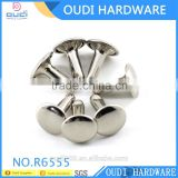 The Cheapest Price Free Nickel Iron Pins For Handbag Metal Hardware Rivet Bag Accessories