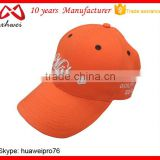 Hat Factory Promotion Cheap Golf Sports Cap High Quality OEM Golf Cap