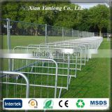 Multifunctional plastic safety barricades pedestrian with high quality