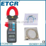 ETCR6100 AC/DC Leakage Current Clamp Meter