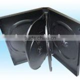 14mm Black DVD Case for 6pcs discs