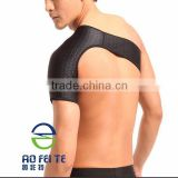 Online Shopping Adjustable Stretch Shoulder Support Brace For Sports Shoulder Brace Protecter with hook and loop