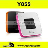 Alcatel Y855 LTE B1/B3/B7/B8/B20 (FDD 2100/1800/2600/900/800mhz) Mhz Cat4 150Mbps Wireless Mobile wifi pocket router Modem